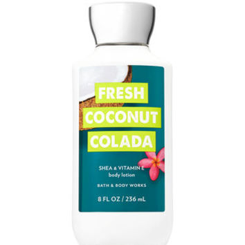 Signature CollectionFRESH COCONUT COLADABody Lotion