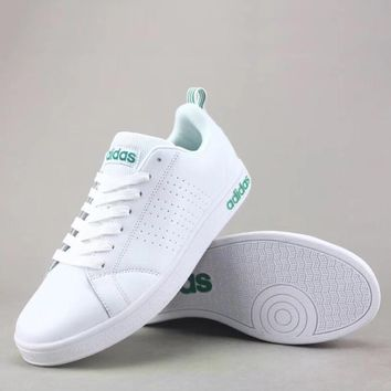 Adidas Neo Adya Ntage Clean Vs Women Men Fashion Casual Sneakers Sport Shoes