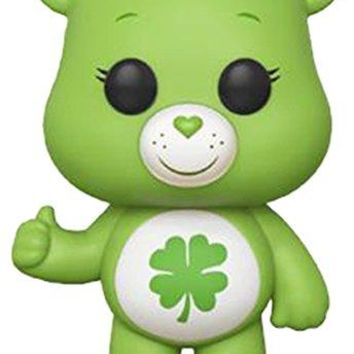 Funko Pop Animation: Care Good Luck Bear (Styles May Vary) Collectible Figure, Multicolor