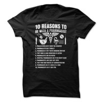 10 Reasons to Be With a Pharmacist