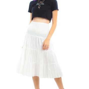 Vintage 90's Pure Angel Maxi Skirt - L