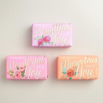 A&G Vintage You Bar Soap Collection