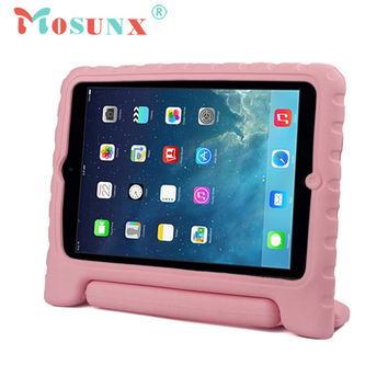 Mosunx Advanced  Multifunction Kids Shock Proof Handle Protective Case For iPad Mini 1PC