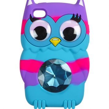 Owl Gem Tech 4 Case | Girls Toys Clearance | Shop Justice