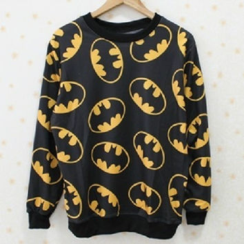 Batman Sweatshirt Sweater