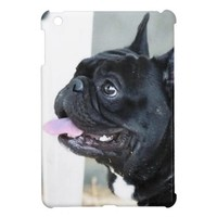 French bulldog dog iPad mini cover
