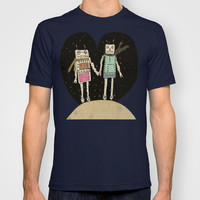 over the moon  T-shirt by bri.buckley
