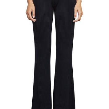 Omar Ribbed Knit Pant