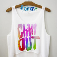 Chill Out Crop Top