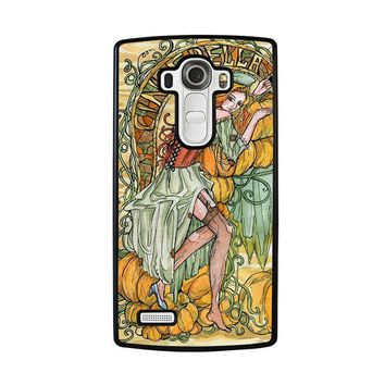 cinderella art disney lg g4 case cover  number 2