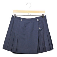 pleated short mini skirt, schoolgirl uniform, gossip girl clothing