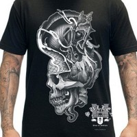 """Men's """"Pillage"""" Tee by Sullen (More Options)"""