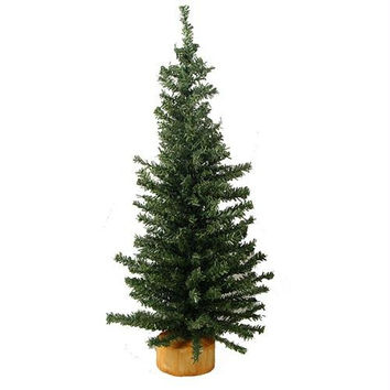 Mini Pine Christmas Tree - Unlit