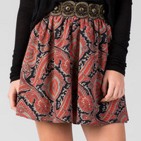 PEYTON EMBELLISHED SKIRT