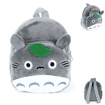 My Neighbor Totoro Plush Bag Backpack Schoolbag Cartoon