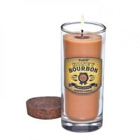 Honey Bourbon Scented Candle
