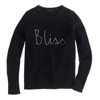 Petite Hugo Guinness For J.Crew Bliss Sweater