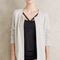 Pure + Good Sun City Jacket in Light Grey Size: