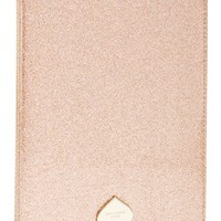 Women's kate spade new york 'glitter bug' iPad mini case