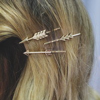 Aim Forward Hair Pins