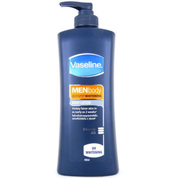 Vaseline Men Antispot UV Skin Whitening Body Lotion