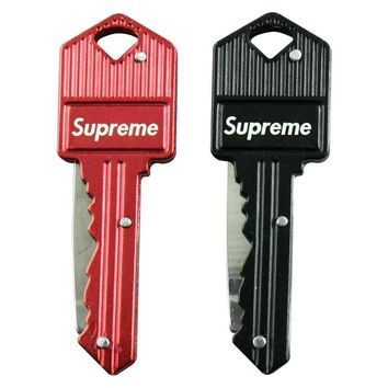 Supreme Folded Strong Character Knife [429896826916]