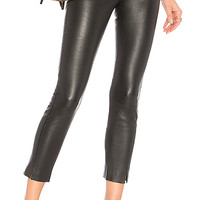 MLML High Rise Twist Jean in Black | REVOLVE