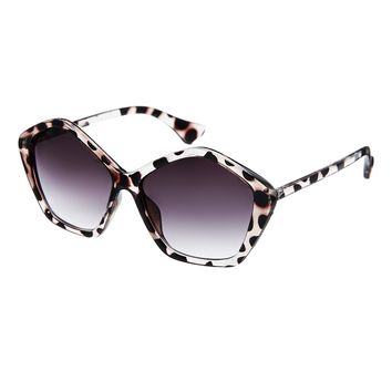 Jeepers Peepers Star Sunglasses - Tortoise