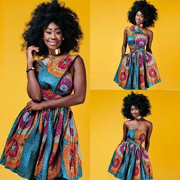 African Dresses Design Fashion women clothing