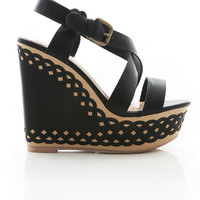 Scallop Wave Wedges