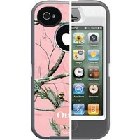 Amazon.com: Otterbox iPhone 4S Defender Realtree Camo - Pink APC Camo :: Apple iPhone 4 (AT&T) (Verizon) 4s: Cell Phones & Accessories