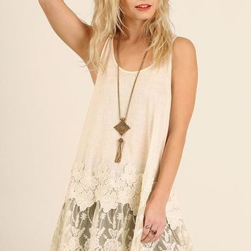 bb0b36fb51f Best Cream Lace Tunic Products on Wanelo