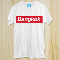 "New ""Bangkok Original"" T-Shirts unisex Clothing / men tshirt / Women tee / minimal / Graphic tee"