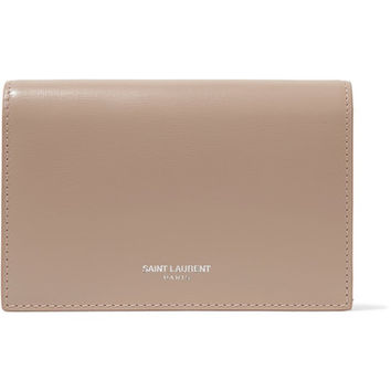 Saint Laurent - Leather wallet