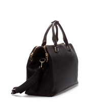 CITYBAG WITH ZIPS - Handbags - WOMAN | ZARA United States