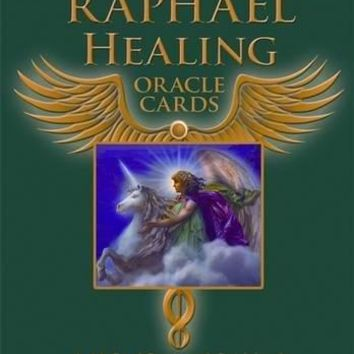 Archangel Raphael Healing Oracle Cards CRDS