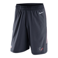 Nike SpeedVent (NFL Texans) Men's Training Shorts