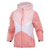 Adidas Women Men Fashion Hooded Cardigan Jacket Coat Sweatshirt Windbreaker-1