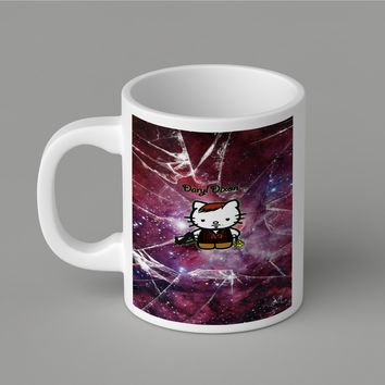 Gift Mugs | Nebula Hello Kitty Daryl Dixon Ceramic Coffee Mugs