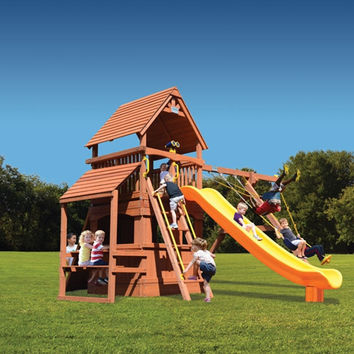 Playground One Supreme Fort Hangout