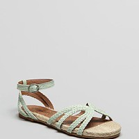 Lucky Brand Flat Sandals - Dionna | Bloomingdale's