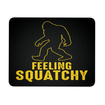 """Bigfoot Mouse Pad 9.25"""" x 7.75"""" 1/4 Thickness"""