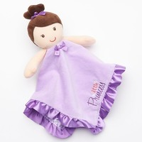 Baby Starters ''Little Princess'' Plush Security Blanket (Purple)