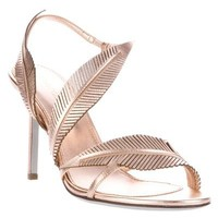 Sergio Rossi Feather Sandals - Jofré - farfetch.com