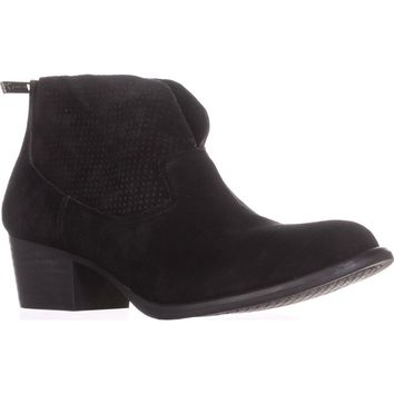 Jessica Simpson Dacia Booties, Black, 6 US / 36 EU