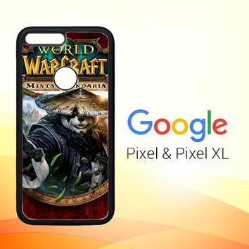 World of Warcraft Guardian Druid Mists of Pandaria Z0652 Google Pixel Case