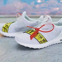 OFF-WHITE x Adidas Ultra Boost 2.0 BA8841