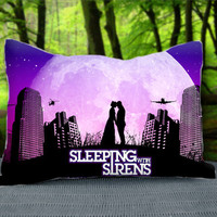 "Sleeping With Sirens Cover Album Custom Pillow Case 30"" x 20"""