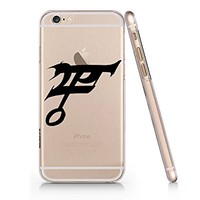 Shadowhunter Runes Agility Clear Transparent Plastic Phone Case Phone Cover for Iphone 6 6s_ SUPERTRAMPshop (iphone 6)