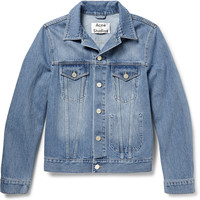 Acne Studios - Jam Denim Jacket | MR PORTER